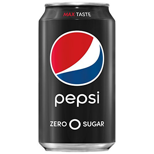 Amazon.com: Pepsi Zero Sugar Cans (12 Count, 12 Fl Oz Each): Prime Pantry