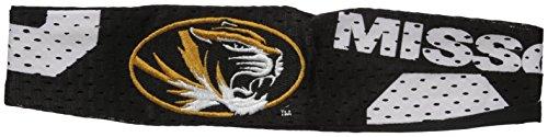 NCAA Missouri Tigers Jersey FanBand Headband (Tigers Jersey Missouri)