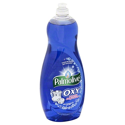 Palmolive Ultra Oxy Power Degreaser Dish Wash Liquid, 38 Ounce
