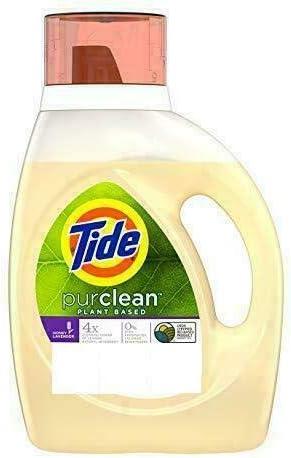 タイド ピュアクリーン リキッド 大容量 2950ml 液体洗濯洗剤 (ハニーラベンダーの香り)