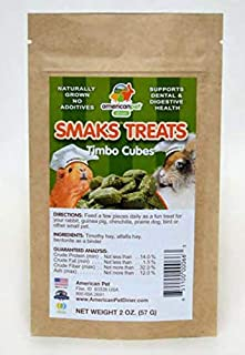 product image for American Pet Diner Smaks Treats Timbo Cubes - 2 Sizes (6oz)