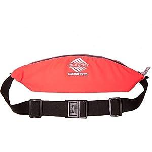 Aqua Quest Kona Pouch Running Belt - Water Resistant - Pink