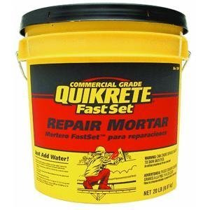 SAKRETE OF NORTH AMERICA 124120 20 lb FS Repair Mortar