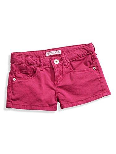 GUESS Woven Denim Shorts 7 16