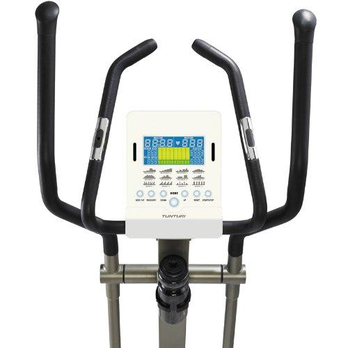 Tunturi Pure Cruz F 4.1 - Bicicleta elíptica - comercial ligero | 21,2 piedra usuario capacidad de peso | iPad/Tablet Android compatible: Amazon.es: ...