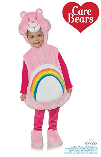 Care Bear Costumes Toddler - Underwraps Toddler Girl's Care Bears Cheer