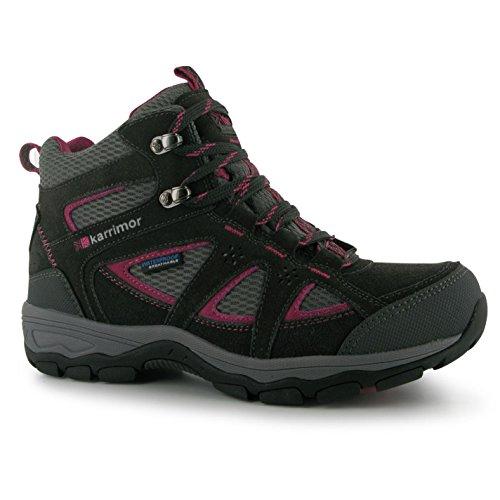 Mountain da e impermeabili Nero donna Karrimor per alte medio traspiranti Rosa escursionismo tBnZwrSqt8