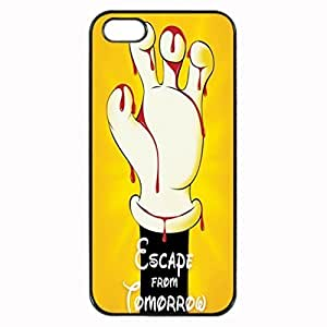 Escape from Tomorrow Image Protective Iphone 5s / Iphone 5 Case Cover Hard Plastic Case for Iphone 5 5s