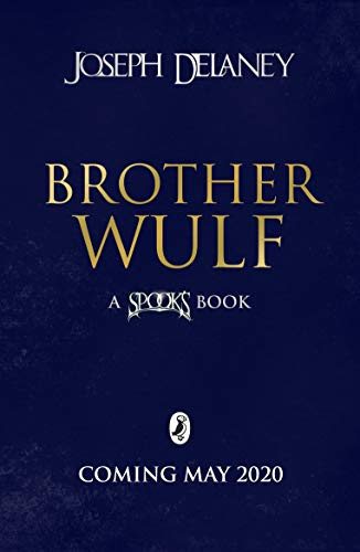 Brother Wulf (The Spook's Apprentice: Brother Wulf)