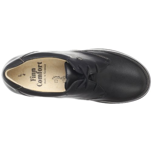 Arnheim Finn Stretch Black Oxford Nappa Women's Comfort xE0rqZET