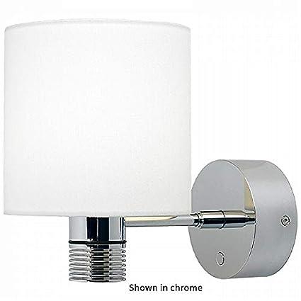 Amazon.com: Prebit Nova - Lámpara de pared LED XL (cromo ...