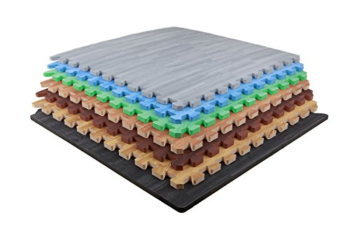 incstores-premium-soft-wood-interlocking-foam-tiles-grey-6-tiles-excellent-for-trade-show-flooring-e