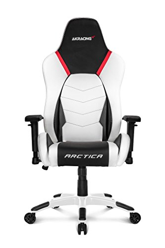 Akracing Arctica Ultra Premium White Concept Gaming Chair