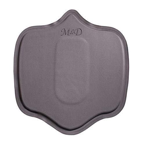 (M&D 0105 Compression Flattening Ab Lipo Board Post Surgery Foam After Tummy Tuck Tabla Abdominal Moldeadora Gray )