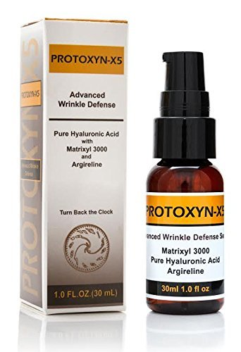 Botox Alterative: Hyaluronic Acid,15% Matrixyl 3000, 20% Argireline, Repair, Boost Collagen,anti Wrinkle, Anti Aging, Best Wrinkle Serum 1oz
