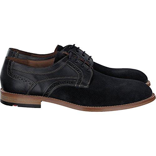 LLOYD - Zapatos de cordones de Piel para hombre azul azul
