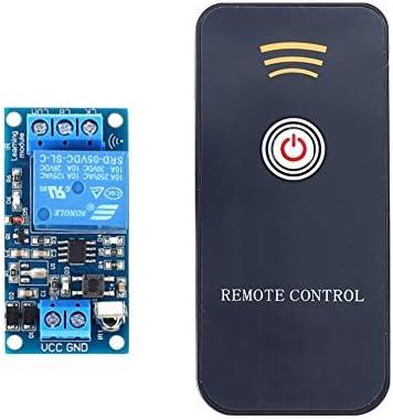 Landa tianrui DIY Electronic kit 5V 1-Kanal-Relais-Switch-Modul mit Fernbedienung for das Lernen DIY Kit