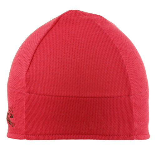 Headsweats Midcap Beanie, Red, One Size