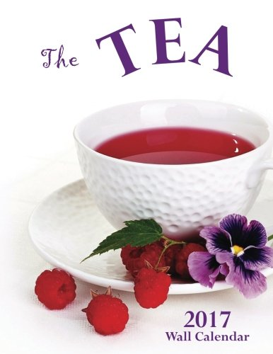 The Tea 2017 Wall Calendar