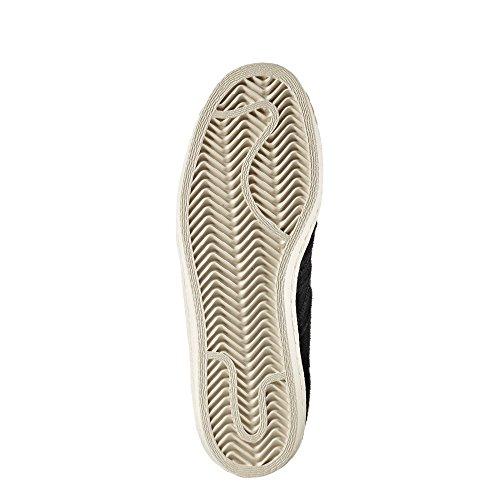 Black White 44 W Superstar 2 Black 80s Size Cork 3 Shoes Adidas TCYzSS