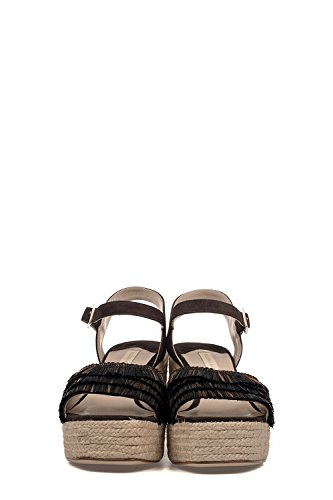 Brown Leather PGCORAB1 BARCELÓ Women's Sandals PALOMA 0pTfCnx