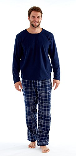 Due Pezzi Pants Harvey James Uomo Navy Pigiama navy qt7xAECEw8