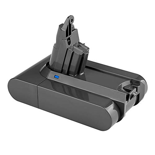 3800mAh Replacement Battery for Dyson 21.6V Li-ion for Dyson V6 DC59 DC58 DC61 DC62 DC72 DC74 Handheld Vacuum Cleaner