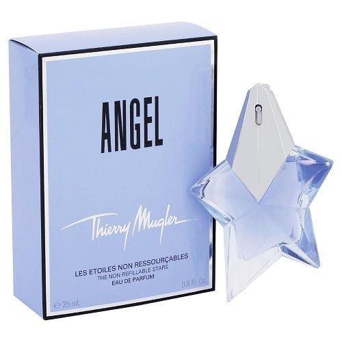 Angel Perfume By Thierry Mugler .8 oz / 25 ml Eau De Parfum(EDP) New In Retail Box