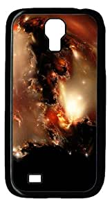 Cool Painting Kari Nebula Polycarbonate Hard Case Cover for Samsung Galaxy S4/I9500