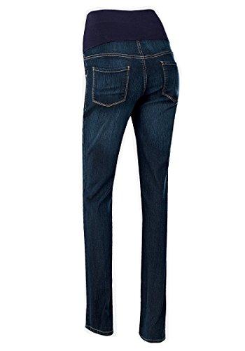 Sandy & Marcie's - Jeans spécial grossesse - Femme bleu bleu