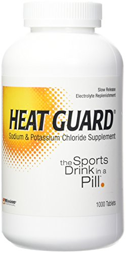 (Mission Pharmacal Heat Guard, 1000 Tablets)