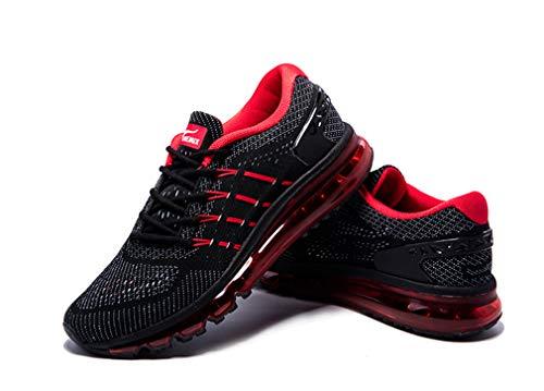 Adultos Competición Rojo Dilize Negro onemix Unisex Running Zapatillas De gTqXg