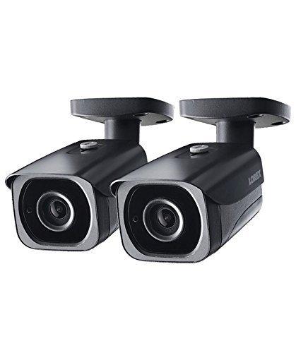 2- Pack of Lorex 8MP 4K IP Motorized Varifocal Zoom Bullet Security Camera LNB8973BW, 250ft IR Night Vision, 4x Zoom Review