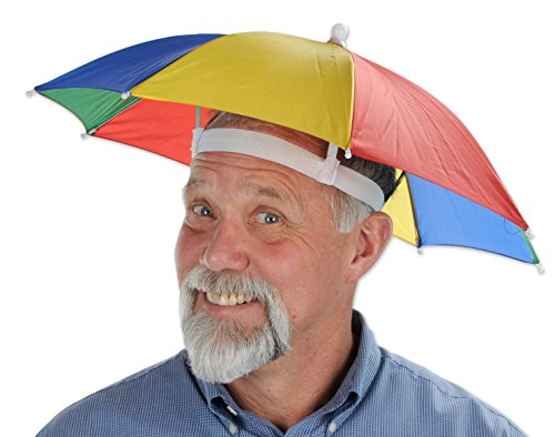 Beistle 60832 Umbrella Hat