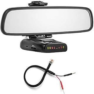 Discount Radar Mount Mirror Mount Bracket + Mirror Wire Power Cord for Uniden (3001109)
