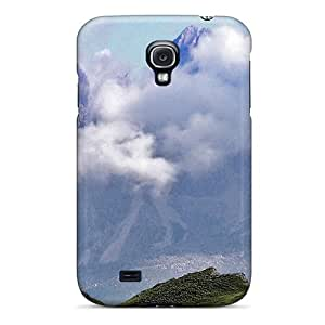 linJUN FENGAwesome Case Cover/galaxy S4 Defender Case Cover(mighty Mighty Mountains)