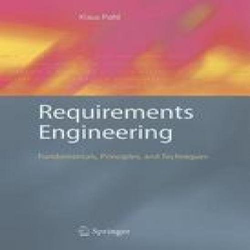 Price comparison product image Requirements Engineering Fundamentals Principles and Techniques 1st Edition. Edition (Hardcover)