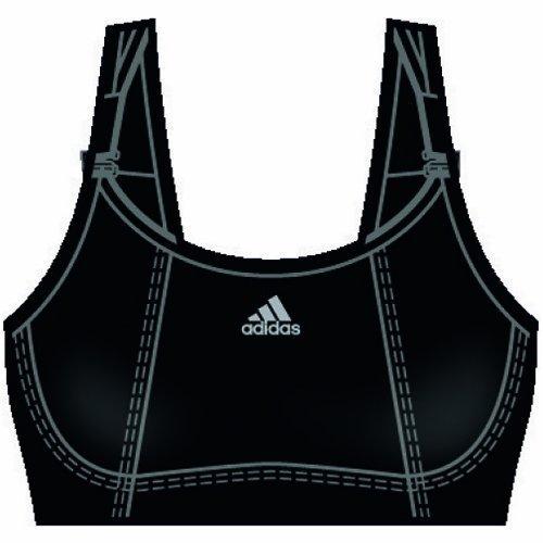 Adidas supernova sequence miCoach soutien-gorge de sport/p45808 couleur :  noir