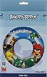 ROVIO Angry Birds Swim Ring Inflatable Boys/Girls Swim Float Safety Valve