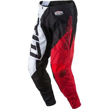 2017 Troy Lee Designs GP Quest Pants-Black/White-30