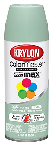 Krylon 53529 Catalina Mist 'Satin Touch' Decorator