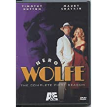 Nero Wolfe - 1st Season: The Doorbell Rang / Champagne For One