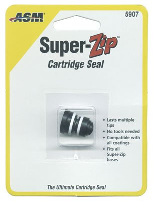 Graco ASM 5907 Super-Zip Spray Tip Complete Hand-Tight Base Seal Kit