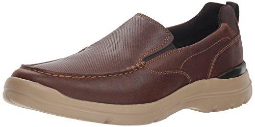 Edge Slip On Shoe, boston tan leather, 11 M US ()