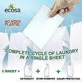 Ecosa Laundry Detergent Sheets/Power Sheet