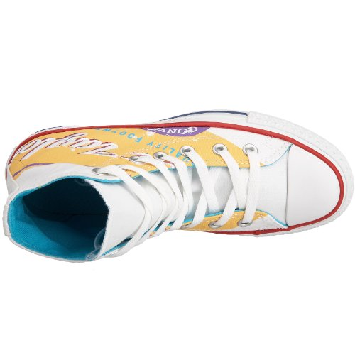 Converse runner De Lona Adultos White Yellow Unisex lilac Informal Yr5qwY