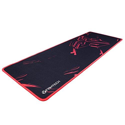 FANTECH 게이밍 마우스 패드 대형 FPS게임 세척 광학식 마우스 적용초 매끄럽고 노린 적을 재빠르게 타겟 합니다 PM80 mouse pad(800 x300 x 3 mm)