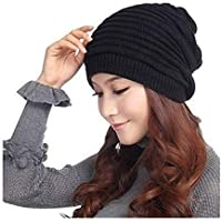 AlexVyan Unisex Woolen Beanie Cap for Men Women Girl Boy Warm Snow Proof Soft for Riding, Cycling, Byke, Bike, Motorcycle Air Proof