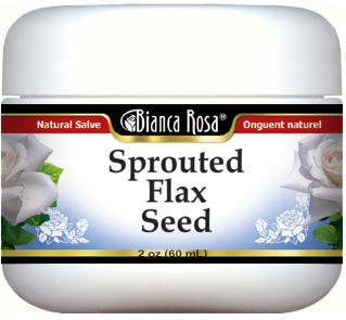 Sprouted Flax Seed Salve (2 oz, ZIN: 520151)
