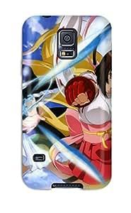 MxDcsQC2345ckSVV Anti-scratch Case Cover MaritzaKentDiaz Protective Sekirei Case For Galaxy S5 by icecream design